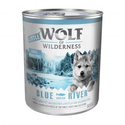 Little Wolf of Wilderness Multibuy 24 x 800g