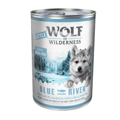 Little Wolf of Wilderness Multibuy 24 x 400g