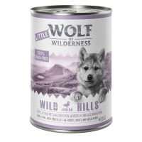 Little Wolf of Wilderness 6 x 400g