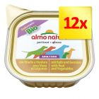 Lot Almo Nature Daily Menu Bio 12 x 100 g