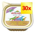 Lot Almo Nature Daily Menu Bio 30 x 100 g