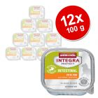 Lot Animonda Integra Protect Adult Intestinal 12 x 100 g pour chat