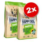 Lot Happy Dog NaturCroq pour chien