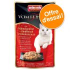 Lot mixte Animonda vom Feinsten 6 x 50 g pour chat