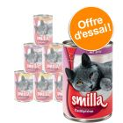 Lot mixte Smilla pour chat
