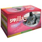 Lot mixte Smilla Sterilised pour chat