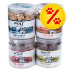 Lot Wolf of Wilderness Friandises lyophilisées premium