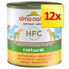 Lot Almo Nature Classic 12 x 280 / 290 g
