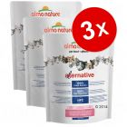 Lot Almo Nature HFC Alternative 3 x 2 kg pour chat