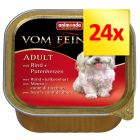 Lot Animonda vom Feinsten 24  x 150 g