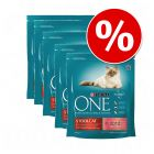 Lot de croquettes PURINA ONE