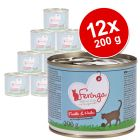 Lot Feringa Menus Duo 12 x 200 g pour chat