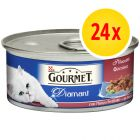 Lot Gourmet Diamant 24 x 85 g