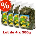Lot JR Farm Pissenlits pour rongeur