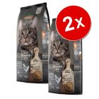 Lot Leonardo 2 x 7,5/15 kg pour chat