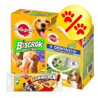 Lot mixte Pedigree Medium