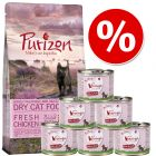 Lot mixte spécial chaton : Purizon 400 g + Feringa 6 x 200 g