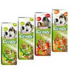 Lot mixte Versele-Laga Crispy Sticks Herbivores