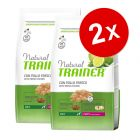 Lot Nova Foods Trainer Natural 2 x 12,5/7,5 kg