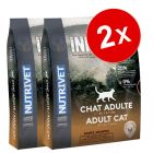Lot Nutrivet Inne Cat 2 x 6 kg