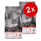 Lot PURINA PRO PLAN 2 x 1,5 / 3 kg pour chat