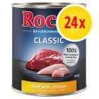 Lot Rocco Classic 24 x 800 g