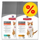 Lot 2 saveurs Hill's Science Plan Sterilised Cat Young Adult 2 x 3,5 kg