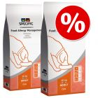 Lot SPECIFIC Veterinary Diet pour chien