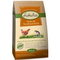 Lukullus Dog Food Chicken & Northern Wild Salmon