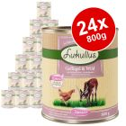 Lukullus Junior Saver Pack 24 x 800g