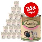 Эконом-упаковка Lukullus Junior 24 x 800 г