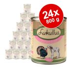 Lukullus Junior 24 x 800 g - Pack económico