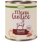 Lukullus Menu Gustico Game – Grain-free