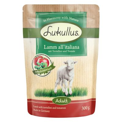 Lukullus Pouches Mixed Saver Pack 24 x 300g