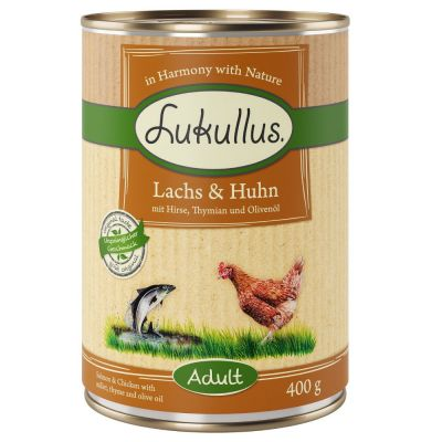 Lukullus Salmon & Chicken