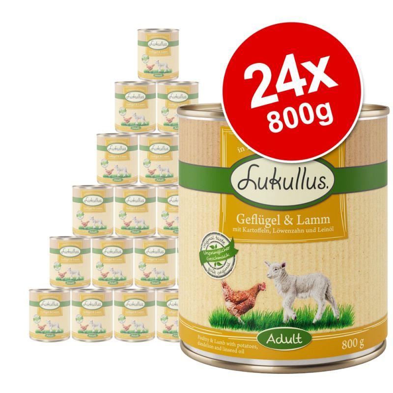 Lukullus Saver Pack 24 x 800g