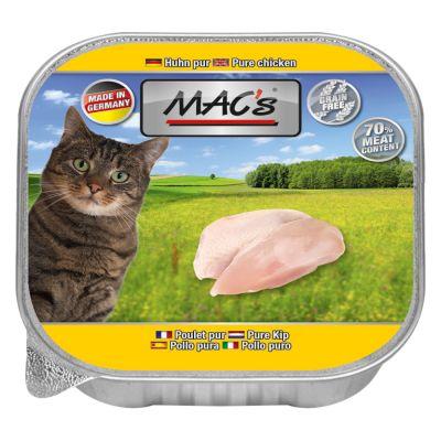 mac 39 s cat schale katzenfutter 16 x 85 g g nstig bei zooplus. Black Bedroom Furniture Sets. Home Design Ideas