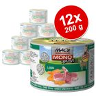 MAC's Sensitive 12 x 200 g en latas para gatos - Pack Ahorro