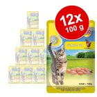 MAC's 12 x 100 g en sobres para gatos - Pack mixto