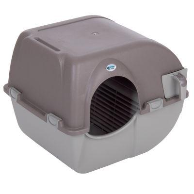 bd1491fee2e6fe Roll n clean Omega Paw - Maison de toilette pour chat - zooplus