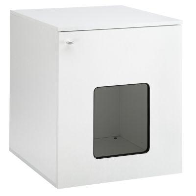 Maison De Toilette Sans Filtre Pour Chat A Prix Avantageux Chez
