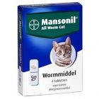 Mansonil All Worm Cat Tabletten