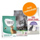 Míchané balení Royal Canin a Concept for Life 400 g, ProPlan 1,5 kg