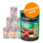 Mešano pakiranje Animonda GranCarno Original Adult 6 x 400 g
