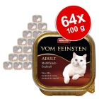 Megapack Animonda vom Feinsten Adult 64 x 100 g