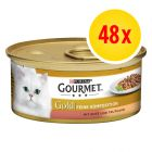 Megapack Gourmet Gold Doble Placer 48 x 85 g