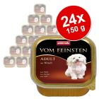 Megapakiet Animonda vom Feinsten Forest, 24 x 150 g