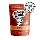 Meowing Heads Top Cat Turkey