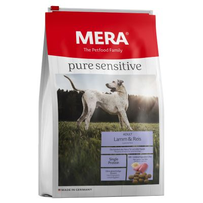 MERA pure sensitive Adult Agnello & Riso