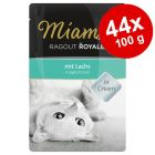 Miamor Ragù Royal in Crema 44 x 100 g